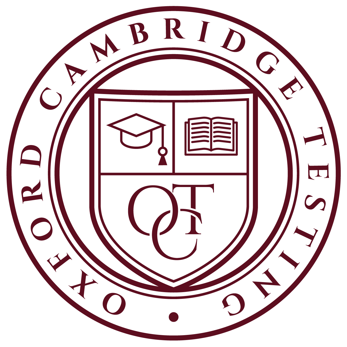 Oxford Cambridge Testing logo